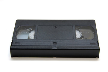 vhs-tape frontal