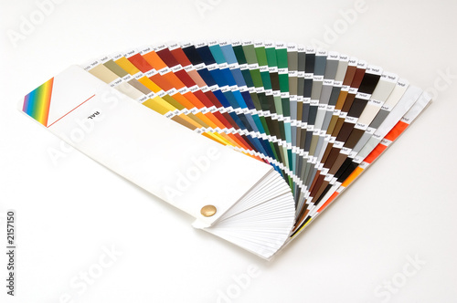 ral colour scale