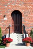 door of new condominium 1 poster