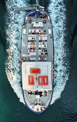 tourist boat