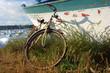 fahrrad und boot