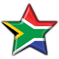 bottone stella sudafricana- south africa star flag
