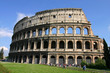 colosseum at rome italy