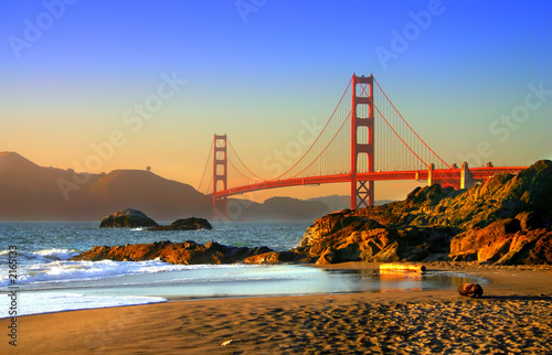 Fototapeten,golden gate bridge,san francisco,california,usa