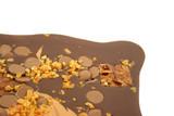 chocolate slab 4 poster