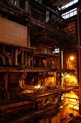energy unit on power plant