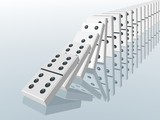 domino effect poster