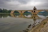 famous bridge poster