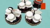 jars of jam poster