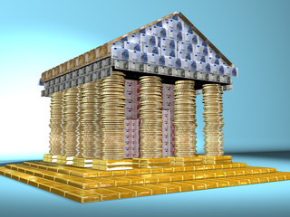 tempio dei soldi