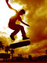 Hiszpański skater
