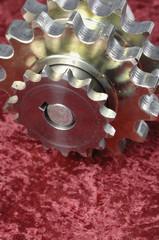 gears and red-velvet