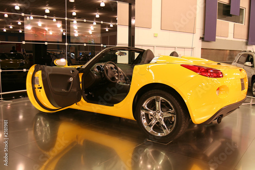 Foto op Canvas Snelle auto s sports car