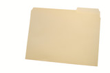 plain folder poster