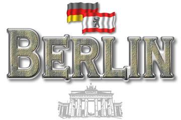städtesignet: berlin