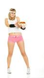 unhealthy food refusal - diet poster
