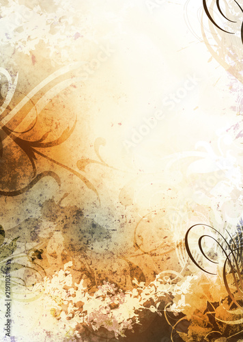 canvas print picture grunge background texture