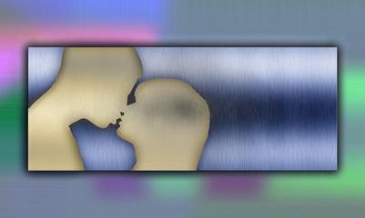 glass fiber lovers * glasfaser effekt * regenbogen