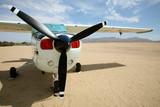 avion safari poster