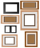 virtual picture frames poster