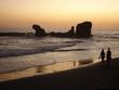 tunco beach, el salvador - playa el tunco, el salv