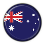 bottone bandiera australian- australia button flag