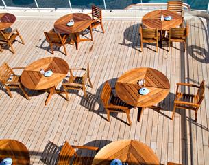 bistro at sea