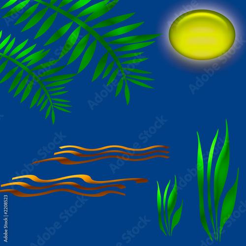 poster of tropic moon shine