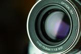 camcorder lens poster