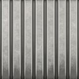 corrugated metal poster