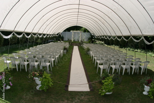 Wedding Vows Ceremonies on Photo Outdoor Wedding Ceremony Tent Chair Elegant Paul Retherford & Photooutdoor Wedding Ceremony Tent Chair Elegant Paul Retherford ...