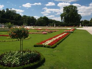 schönbrunn, the garden