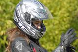Fototapety motarde et équipement