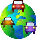 auto world poster