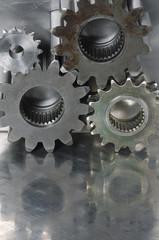 machinery conceptual idea