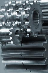 gears mechanical idea