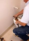 plumber, poster