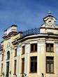 tallinn city building - old town