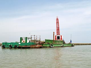 harbor work