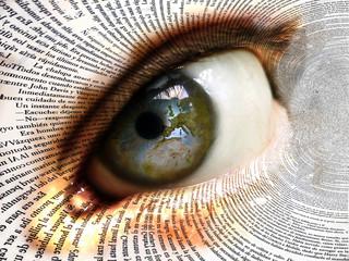 ojo con libro