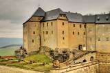 königstein fortress poster