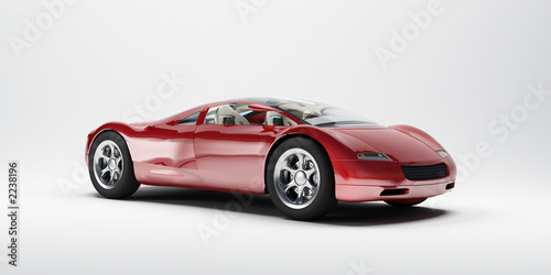 Foto op Plexiglas F1 speedcar 4