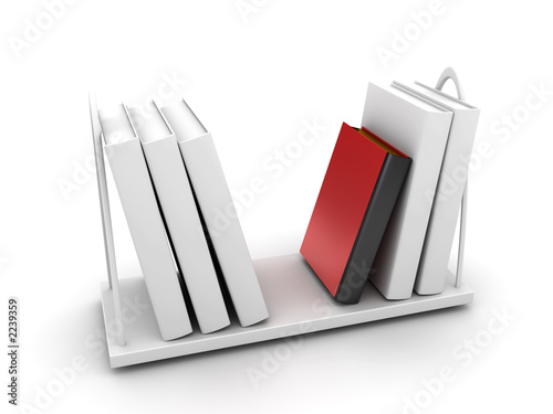 especial book on a table