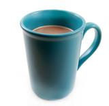 isolated coffee mug poster