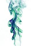 abstract colorful smoke - smoke backdrop poster