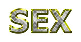 diamond sex word poster