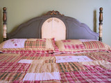 antique bed poster