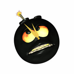 emoticon time bomb 2