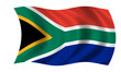 südafrika fahne south africa flag