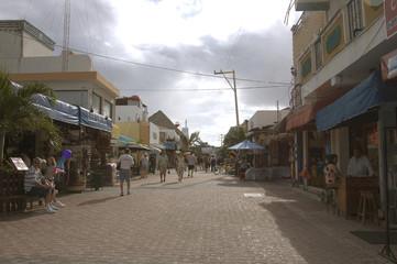 mexico street scene  2